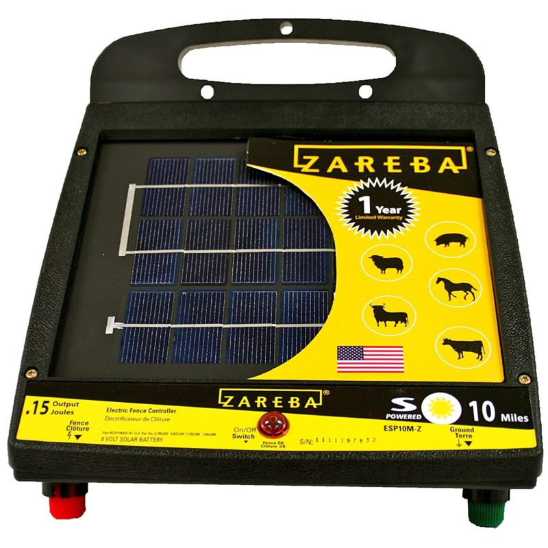 Top 9 Best Solar Electric Fence Charger Reviews 2018 2020
