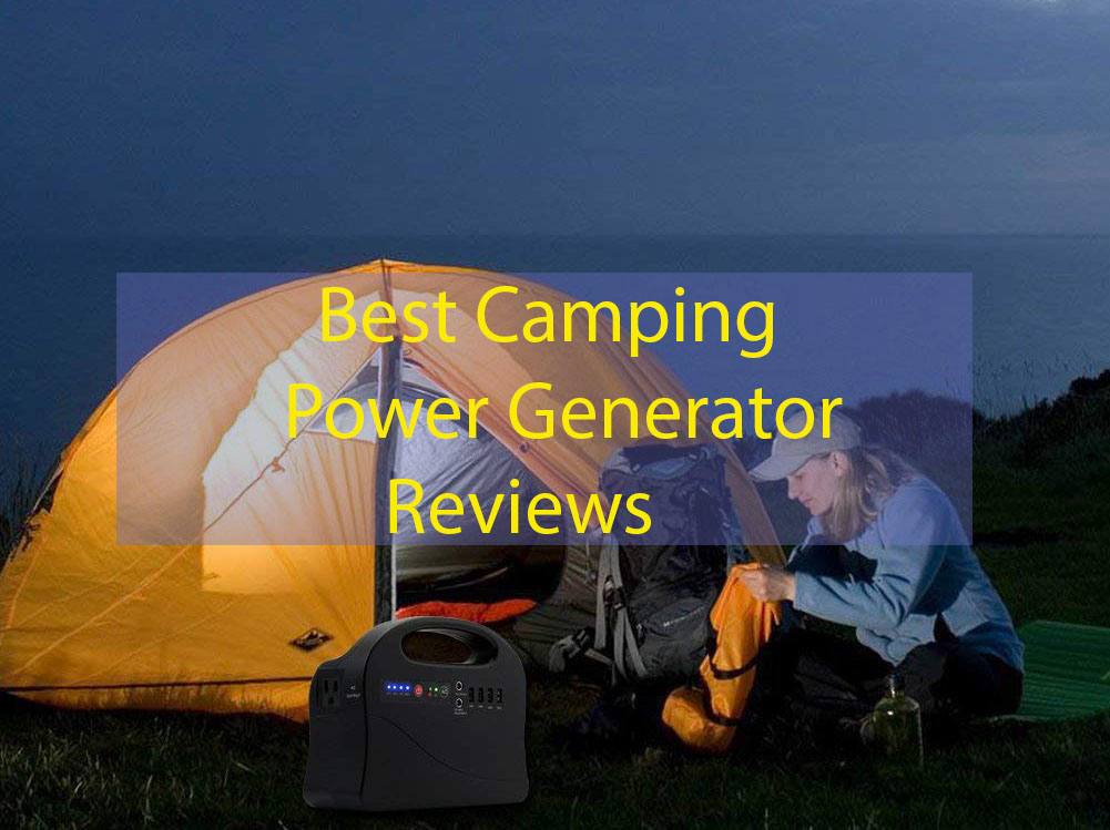 Best Portable Generators 2020 Top 9 Camping Power Generator Reviews | Best Generator for Camping