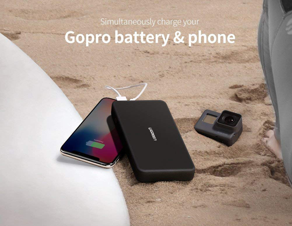 Top 6 Best Gopro Power Bank Reviews Gopro Battery