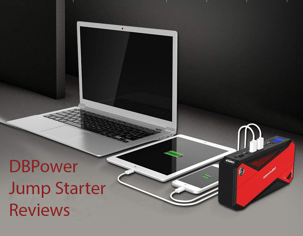Best Portable Jump Starters 2020 DBPOWER Jump Starter Reviews: Best Car Battery Jump Starter Pack